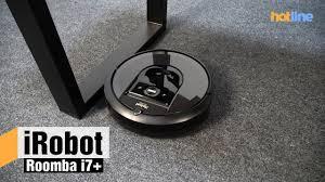 iRobot Roomba i7+ — уборка стала еще проще - YouTube
