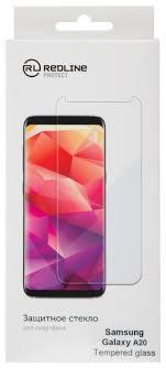 Купить <b>Защитный экран Red Line</b> Samsung Galaxy A20 tempered ...