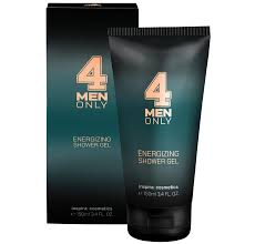 <b>Inspira</b> 4 Men Only <b>Тонизирующий очищающий</b> гель для волос и ...