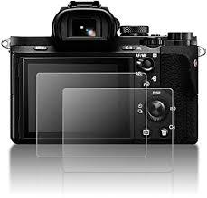 Protective <b>Screen Guard for</b> Sony Alpha A9 A7II A7RII A7SII A7RIII ...