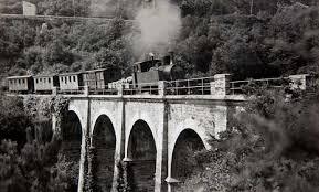 Resultado de imagen de tren a pontenova