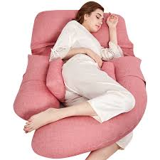 Luxury Super Soft <b>Bedding Full Body Pillow</b> for Pregnant Women U ...