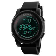SKMEI Compass <b>Sports Watches Men Outdoor</b> World Time ...