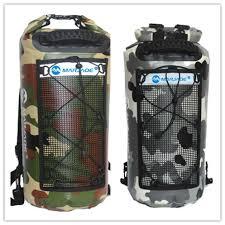<b>25L Outdoor</b> Bag Camouflage Portable Rafting Diving Dry Bag Sack ...