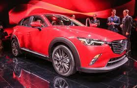 Mazda CX-3 2016: Le Honda HR-V aura de la compagnie!
