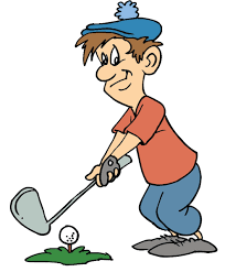 Image result for golf foursome clip art