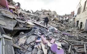 Risultati immagini per il terremoto ad amatrice