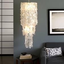fascinating home lighting fixtures capiz shell chandelier ideas capiz shell lighting fixtures