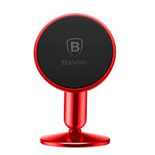 <b>Держатель Baseus Bullet An</b> on-board Magnetic Bracket Red ...