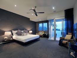 colours for a bedroom: classic bedroom design idea with carpet amp balcony using black colours bedroom photo  house master bedroom amp wir pinterest grey walls