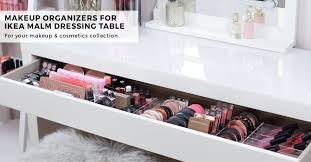 acrylic make up organizer for cosmetic makeup storage box drawers organizers