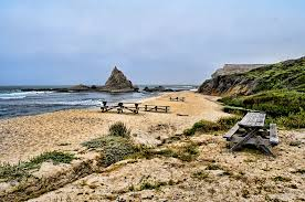 Image result for Martins Beach, San Mateo County, Picture