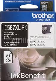 <b>Картридж BROTHER LC567XLBK</b>, черный, отзывы владельцев в ...