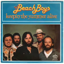 The <b>Beach Boys</b> - <b>Keepin</b>' The Summer Alive (1980, Vinyl) | Discogs