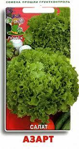 "Купить <b>семена Салат</b> ""Поиск"" <b>Азарт 1г</b> - 16.40 руб."