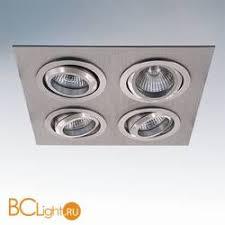 Купить <b>светильники</b> встраиваемые на 4 лампы с доставкой по ...