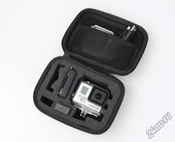 Чехол, <b>кейс для экшн</b>-<b>камеры</b> GoPro, GoPro Hero, SJ4000 ...