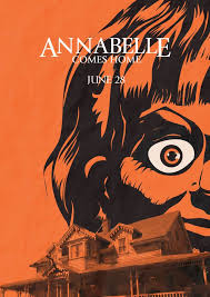 Create <b>artwork</b> inspired by <b>Annabelle</b> Comes Home in 2019 ...