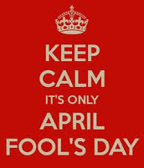 April Fool Day on Pinterest | April Fools Day, Cupcake and Keep Calm via Relatably.com
