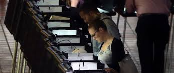 Elections are increasingly relying on technology innovators to keep the process secure and efficient. ABCnews.go.com