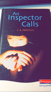 best ideas about an inspector calls book an an inspector calls