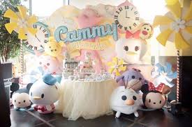 Image result for tsum tsum dessert