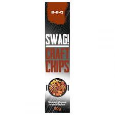 Картофельные пластинки <b>SWAG</b>! со вкусом <b>барбекю</b> 50гр ...