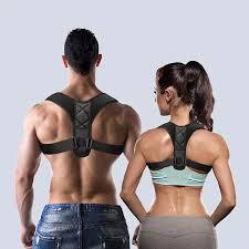 Support Belt <b>Adjustable Back Posture</b> - 360 YOGA ORG
