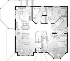 Selman Duplex Family Home Plan D    House Plans and MoreSouthern House Plan Second Floor   D    House Plans and More