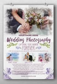 flyer templates royalty psd flyerroom wedding photography flyer template