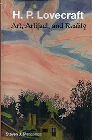 book review  h p  lovecraft  art  artifact  and reality    maric jpg w
