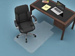 full size of small low pile office chair mat as carpet protector blue wooden high gloss black gloss rectangle home office
