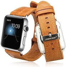 JISONCASE Wrist Band for Apple Watch 42mm, <b>Vintage</b>: Amazon.co ...
