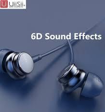 <b>UiiSii HM7</b> HM9 <b>In-ear</b> Headphones Super Bass Stereo Earphone ...