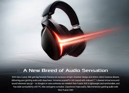 ASUS ROG Announces ROG <b>Strix Fusion 300</b> Headset ...