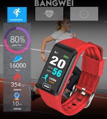 <b>LIGE 2019 New</b> Smart Watch Men Women Fitness Tracker Heart ...