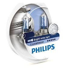 <b>Лампа</b> галогенная <b>PHILIPS</b> H11 <b>Crystal</b> Vision 4300K 12V 55W + ...