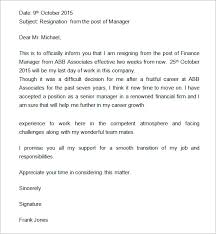 two weeks notice letter   documents in word manager resignation letter