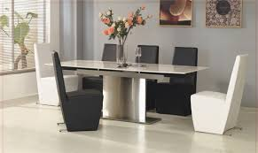round white marble dining table:  white marble dining table dining room furniture  with white marble dining table dining room furniture