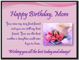 Happy birthday mom quotes from son (2)   Hd Wallpapers via Relatably.com