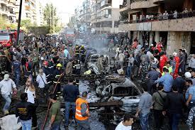 """""""41 Muertos y Cientos de Heridos en Dos Atentados Suicidas en Bury al-Barayneh en Barrio Shiíta de Dahiyeh en Beirut"""""""