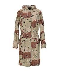 <b>Куртка</b>-Парка Для Женщин от <b>Obey</b> - YOOX Россия
