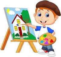 <b>Раскраски Учитель</b> скачать и распечатать.