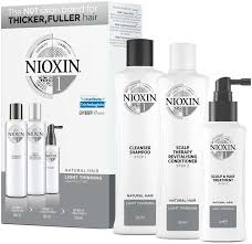 <b>Nioxin System 1 Kit</b> XXL - Набор (Система 1) 300 мл+300 мл+100 мл