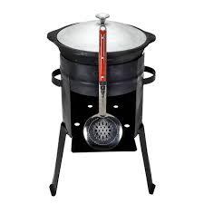 Набор: печь, <b>казан</b> c <b>крышкой</b> (<b>4</b>,5 л), шумовка