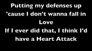 <b>Demi Lovato</b> - Heart Attack, Lyrics - YouTube