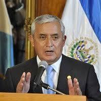 Guatemala: Retiran inmunidad a Presidente Pérez Molina