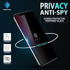 <b>ANTI</b>-<b>SPY</b> PRIVACY TEMPERED GLASS <b>SCREEN PROTECTOR</b> ...