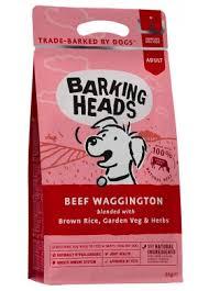 """<b>BARKING HEADS</b> Beef Waggington, """"<b>Вуф</b>-<b>Строганов</b>"""", корм для ..."""