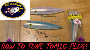 How to Tune <b>Tomic Plugs</b> - YouTube